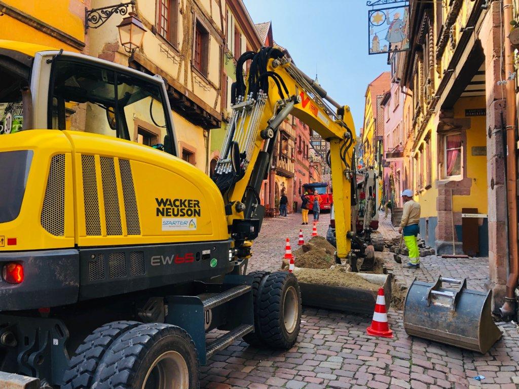 Starter TP Alsace